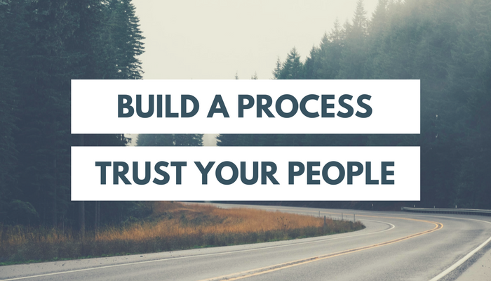 Trust. The Biggest Obstacle In Your Exit Plan