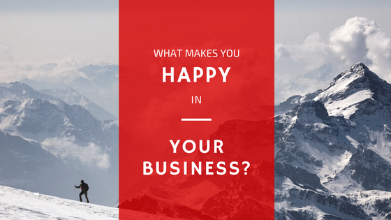 The Secret Way to be Happy After You Sell Your Business