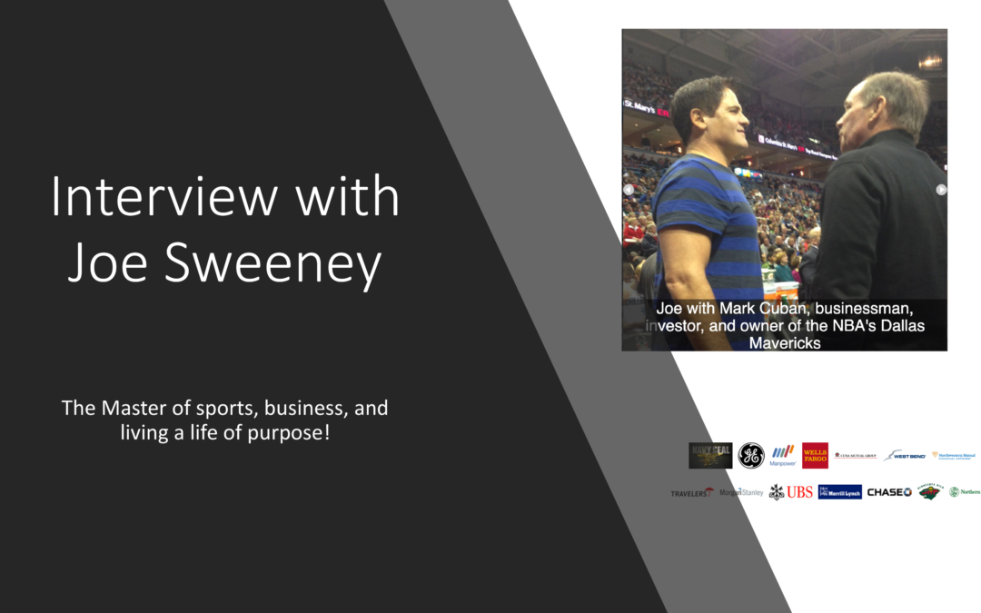 After Further Review – Interview with Joe Sweeney